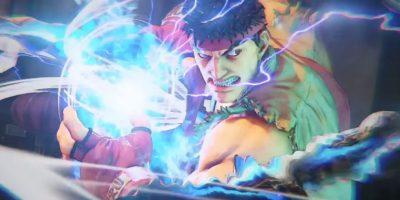 """VIDEO: Llegó el primer avance del videojuego """"Street Fighter V"""""""