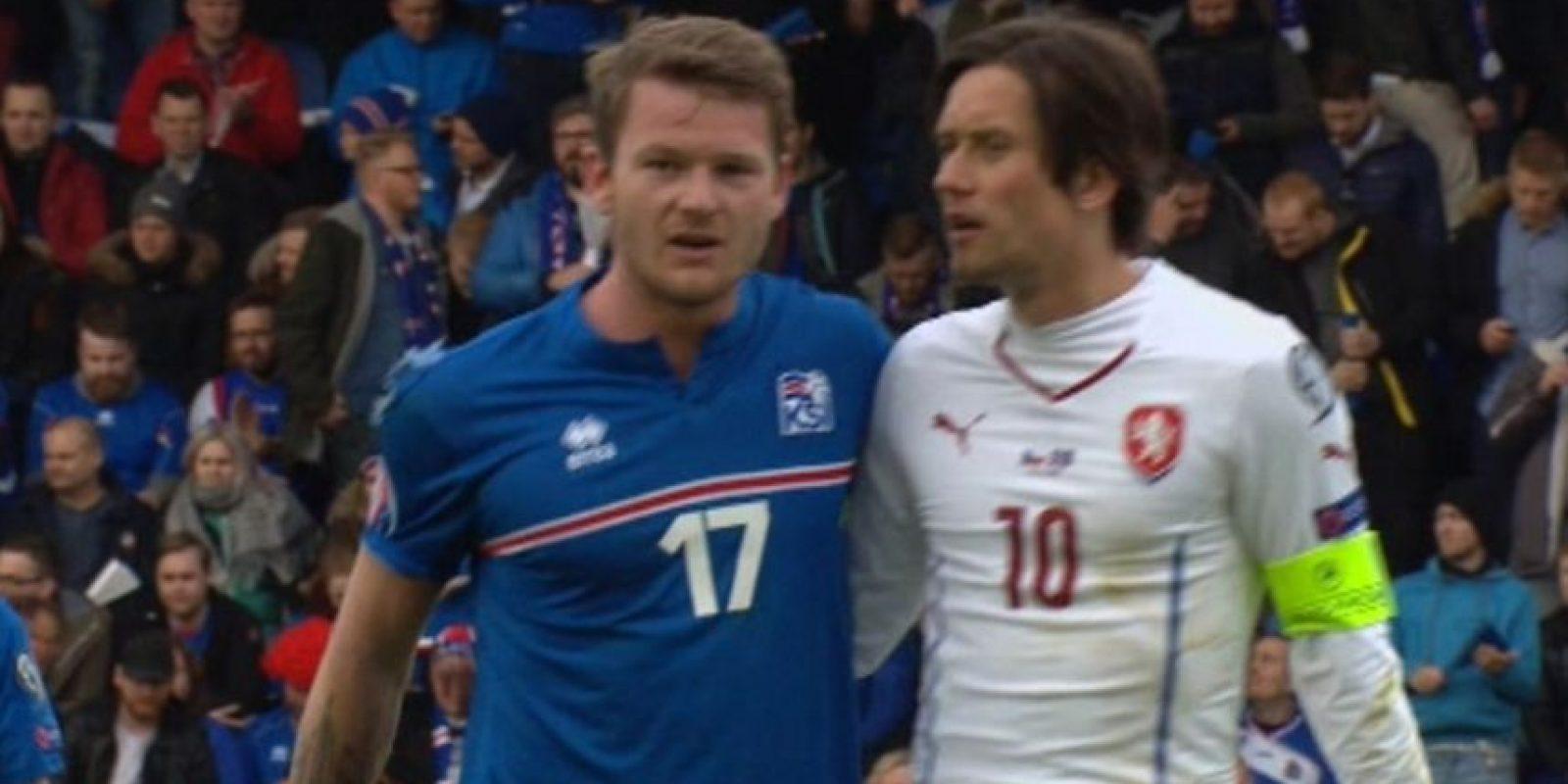Con este resultado, los islandeses se acercan a la Eurocopa. Foto:uefa.com