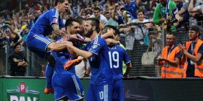 Bosnia y Herzegovina 3-1 Israel Foto:uefa.com