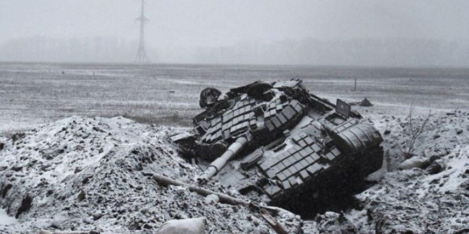"""""""Con el colapso de la Unión Soviética, los dirigentes rusos pidieron garantías a Occidente, algo que la Organización Atlántico Norte (OTAN) no les ha dado"""", relata Sohr. Foto:AFP"""