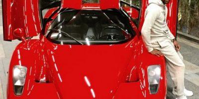 Floyd Mayweather venderá su Enzo Ferrari en 3.8 millones de dólares
