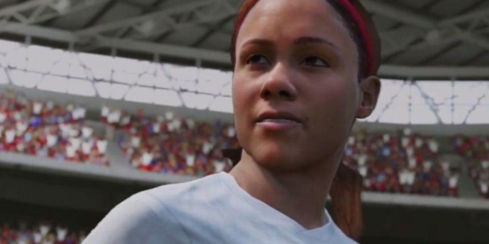 Inglaterra. Foto:EA Sports