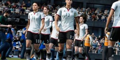 Alemania. Foto: EA Sports