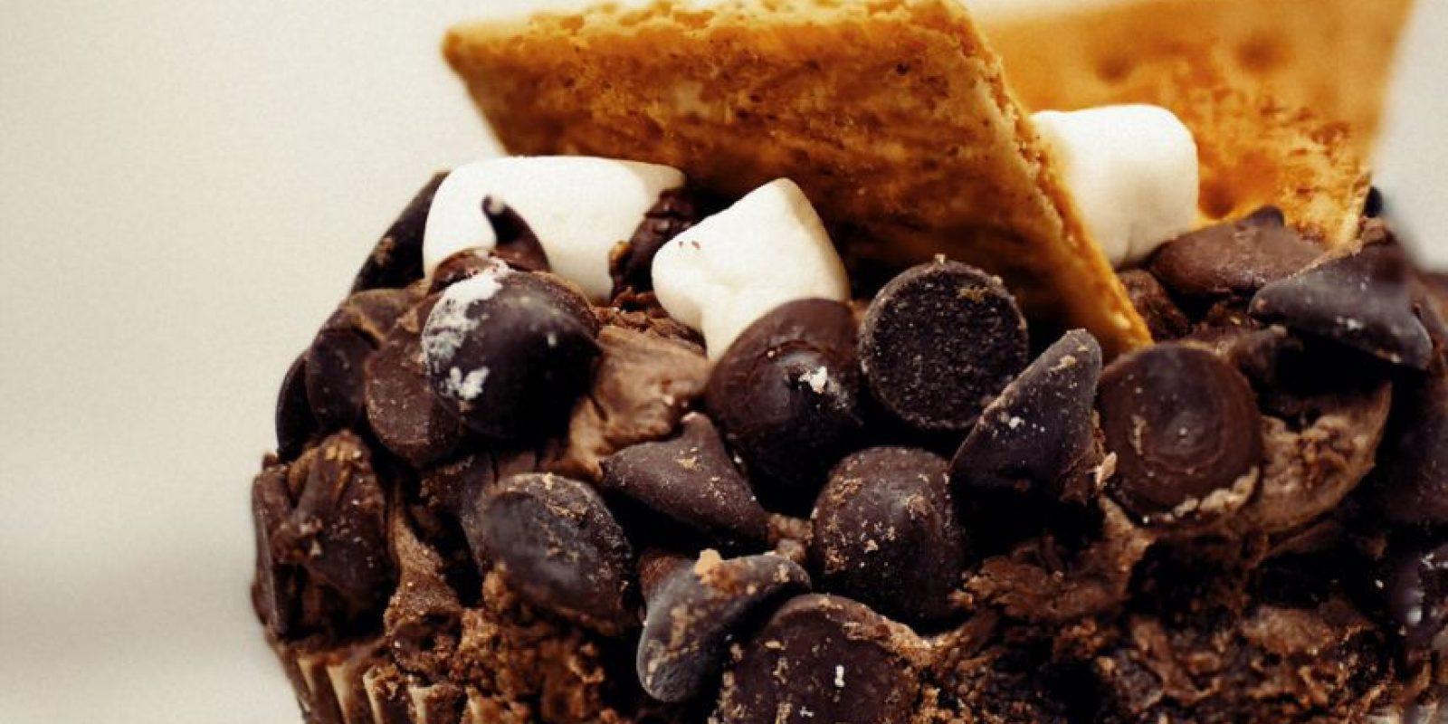 Crujiente olor a chocolate. Chips que desprenden su sabor al masticarlos. Foto:vía Flickr/ lng0004