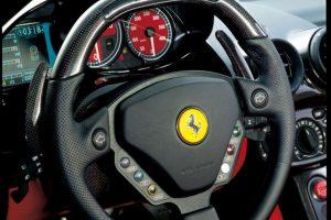 Michael Schumacher tiene un Enzo Ferrari diseñado especialmente para él. Foto:Ferrari