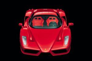 Enzo Ferrari comenzó a fabricarse en 2002. Foto:Ferrari