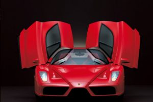 Solamente se fabricaron 400 autos. Foto:Ferrari