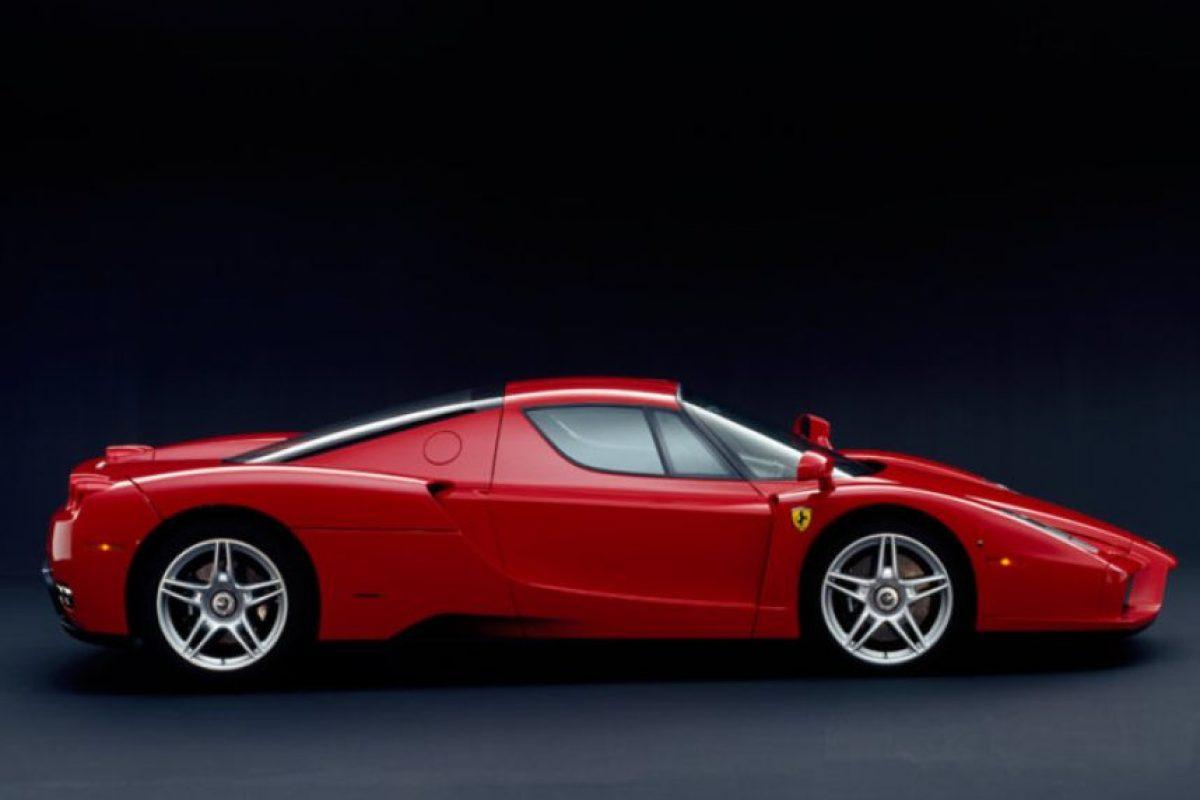 Tiene un peso total de mil 255 kilogramos. Foto:Ferrari