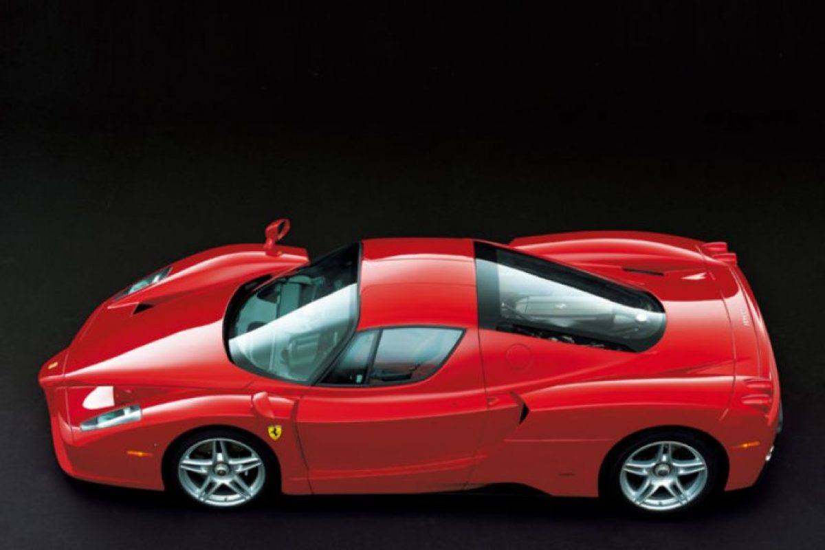 Acelera de 0 a 100 km/h en tan solo 3.6 segundos. Foto:Ferrari