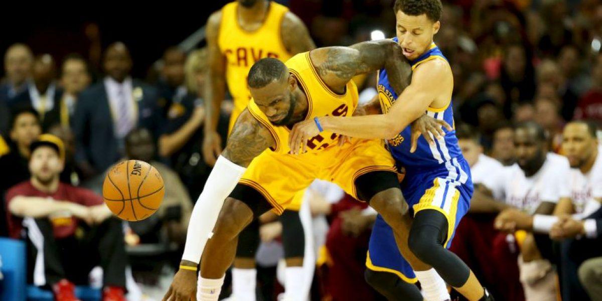 LeBron James o Stephen Curry, ¿quién ha tenido una mejor final de la NBA?