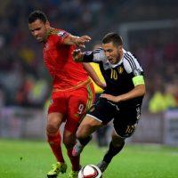 Los galeses son líderes del grupo B tras vencer a Bélgica 1-0 con gol de Gareth Bale. Foto:Getty Images