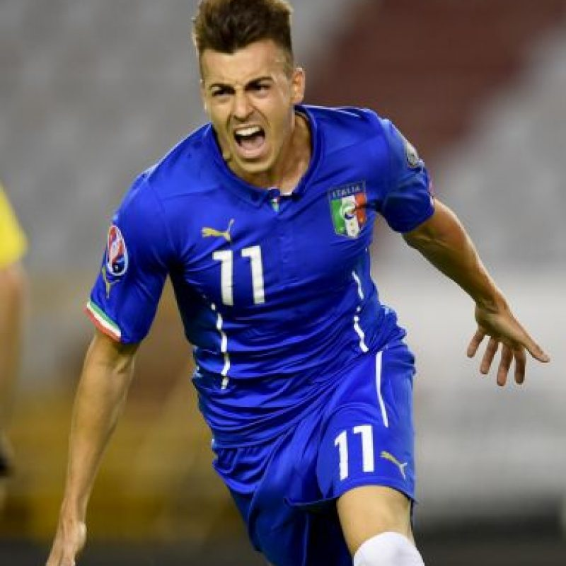 Croacia 1-1 Italia Foto: Getty Images