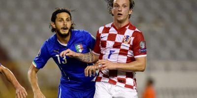 Con este resultado Croacia se mantiene como primero del grupo H e Italia, como segundo. Foto:Getty Images