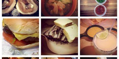 Fotografíen la comida de manera tal que den la impresión de que se la pasan en restaurantes elegantes todos los días. Foto:vía Instagram