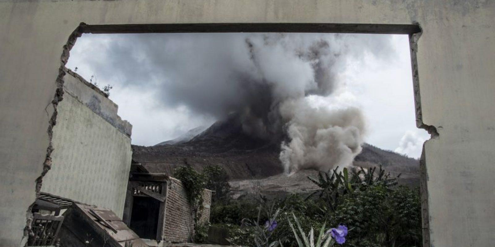 Los científicos temen que reaccione violentamente en las próximas semanas. Foto:AFP