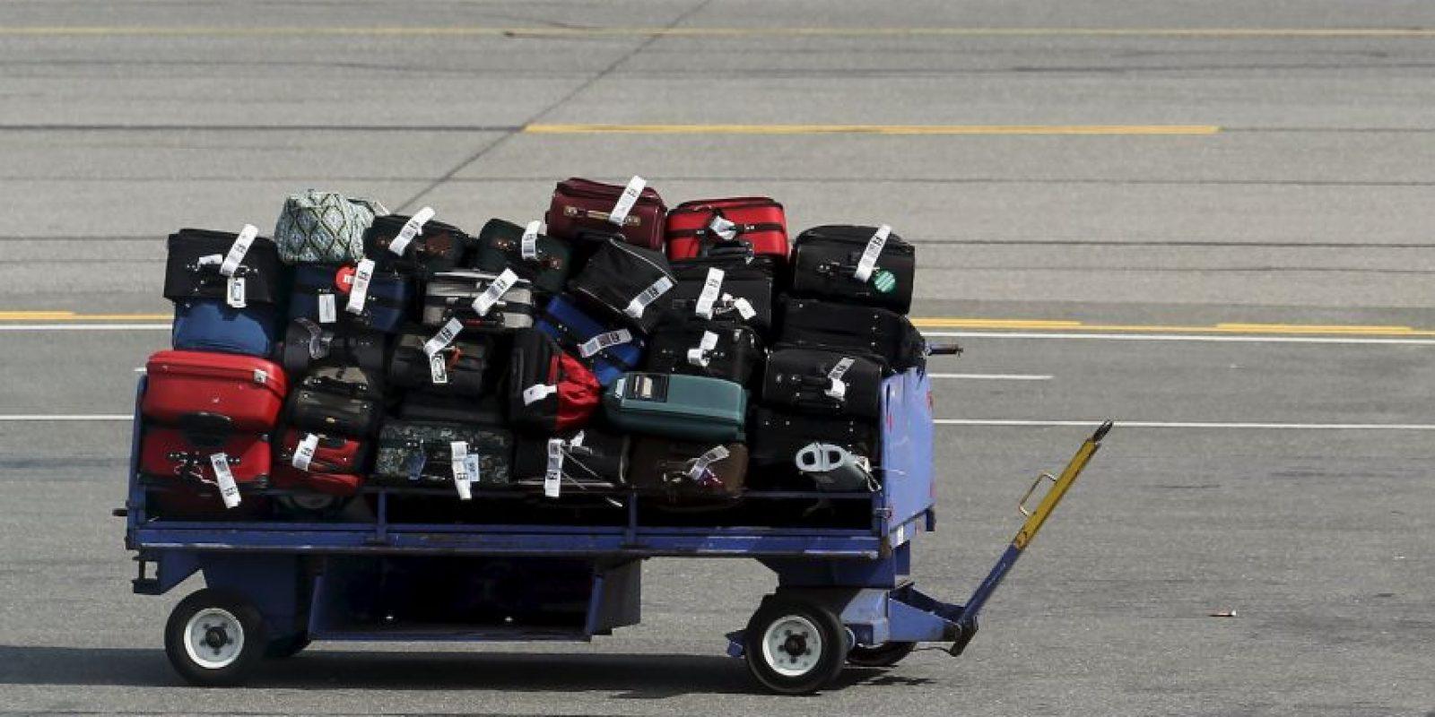 Lufthansa: 55 x 40 x 23 centímetros Foto:Getty Images