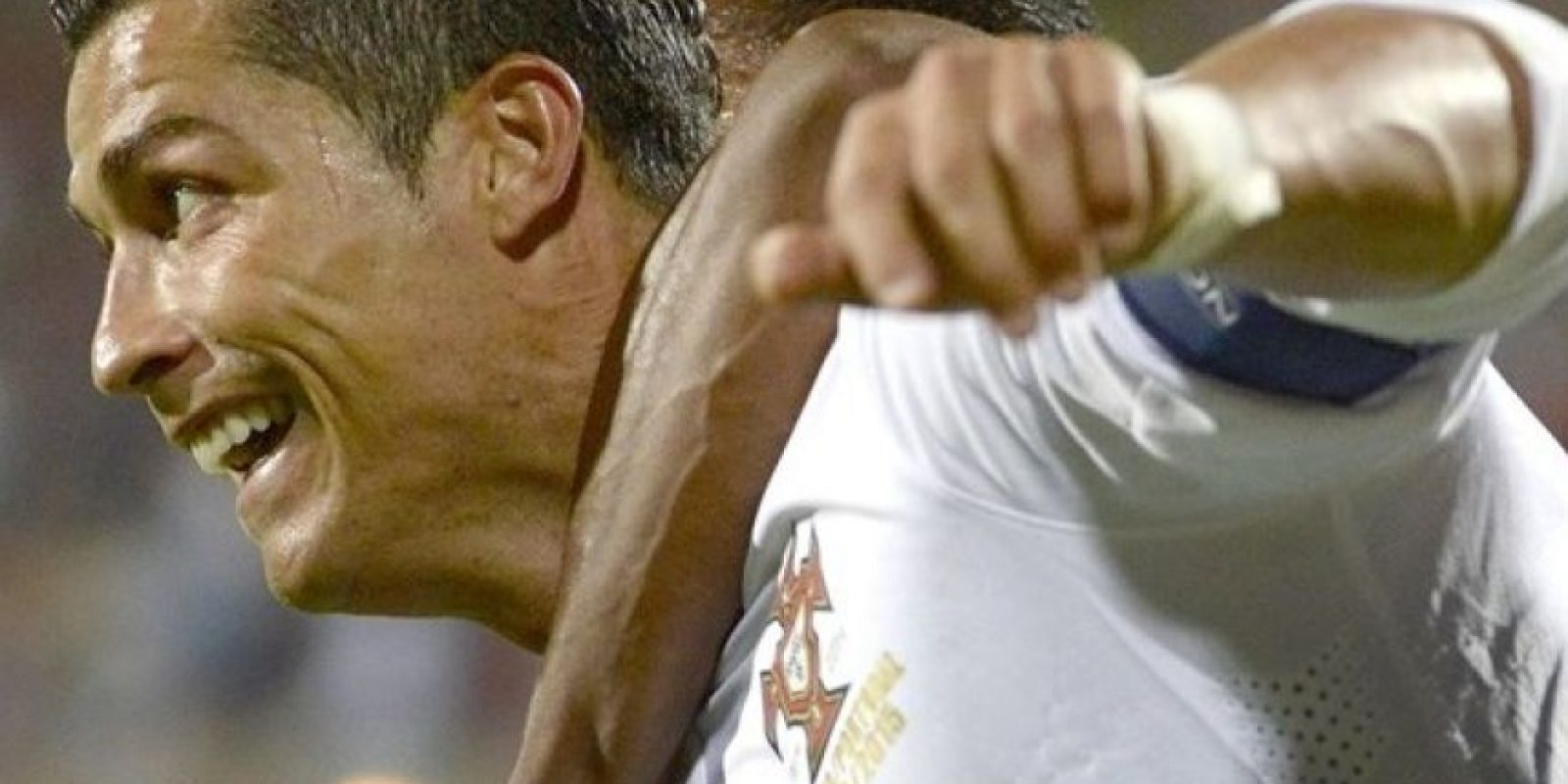 La última vez que lo vivió fue este fin de semana, cuando Portugual jugó contra Armenia en las eliminatorias de la UEFA. Foto:AFP