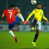 Los ecuatorianos perdieron en su debut en el torneo ante el anfitrión Chile. Foto:Getty Images