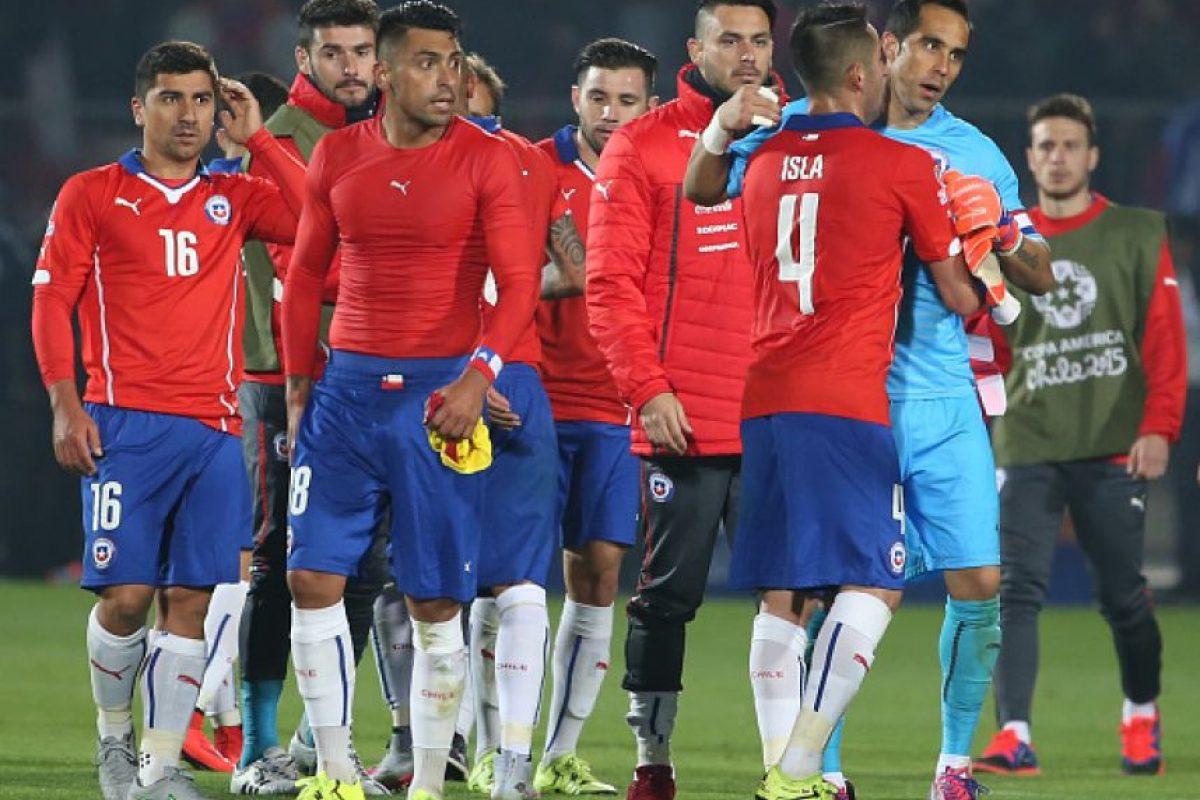 Este 15 de junio, Chile enfrenta a México en el Estadio Nacional como parte de la segunda ronda de la fase de grupos de la Copa América. Foto:Getty Images