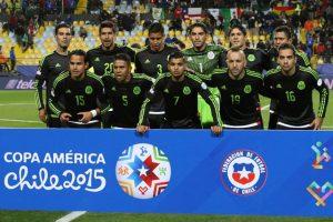 México, en tanto, sólo tiene un punto. Foto:Getty Images