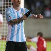 Este resultado dejó muy molesto a Messi y a sus compañeros de Argentina. Foto:Getty Images