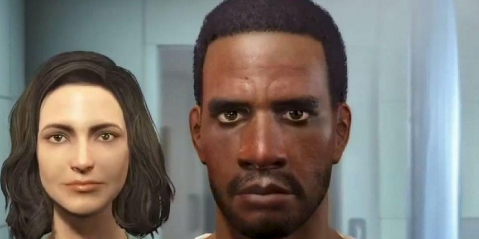 Los personajes pueden modificar para personalizarlos completamente. Foto:Bethesda Softworks