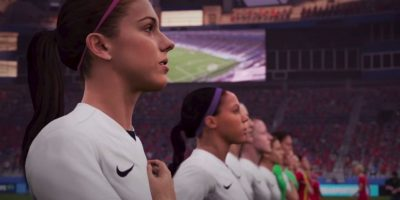 Selección femenina de Estados Unidos. Foto:EA Sports