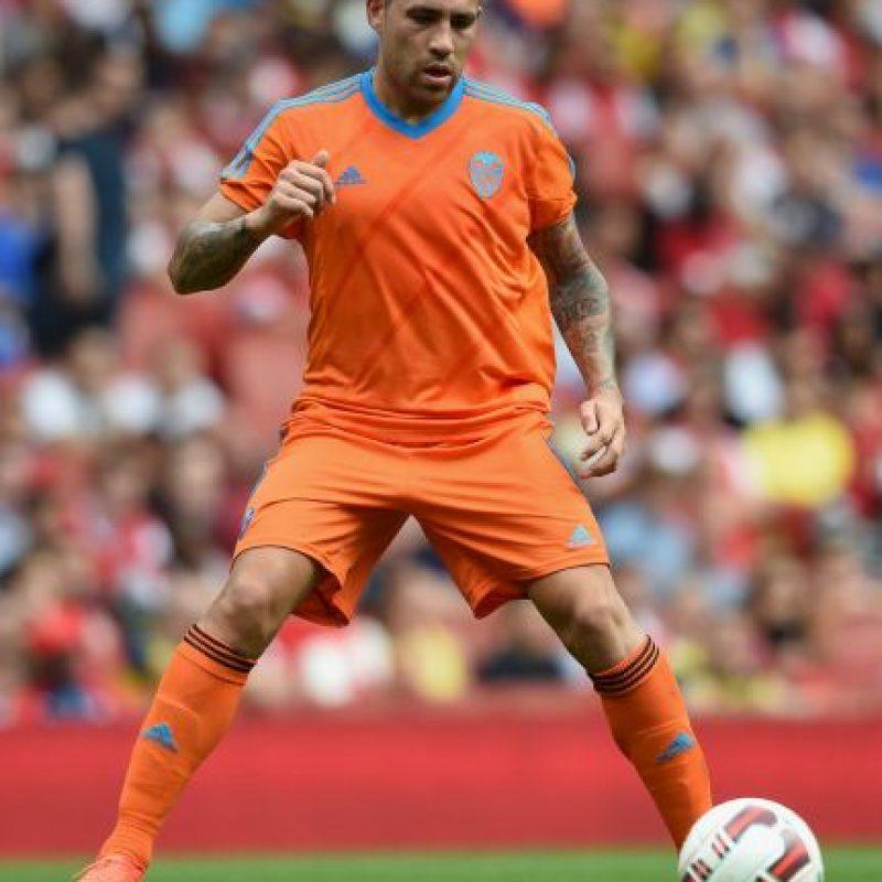 Nicolás Otamendi (Valencia) Foto:Getty Images