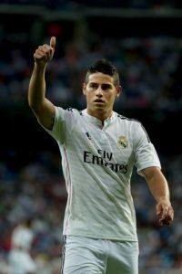 Tuvo éxito en su temporada debut como jugador del Real Madrid con 13 goles y 13 asistencias. Foto:Getty Images