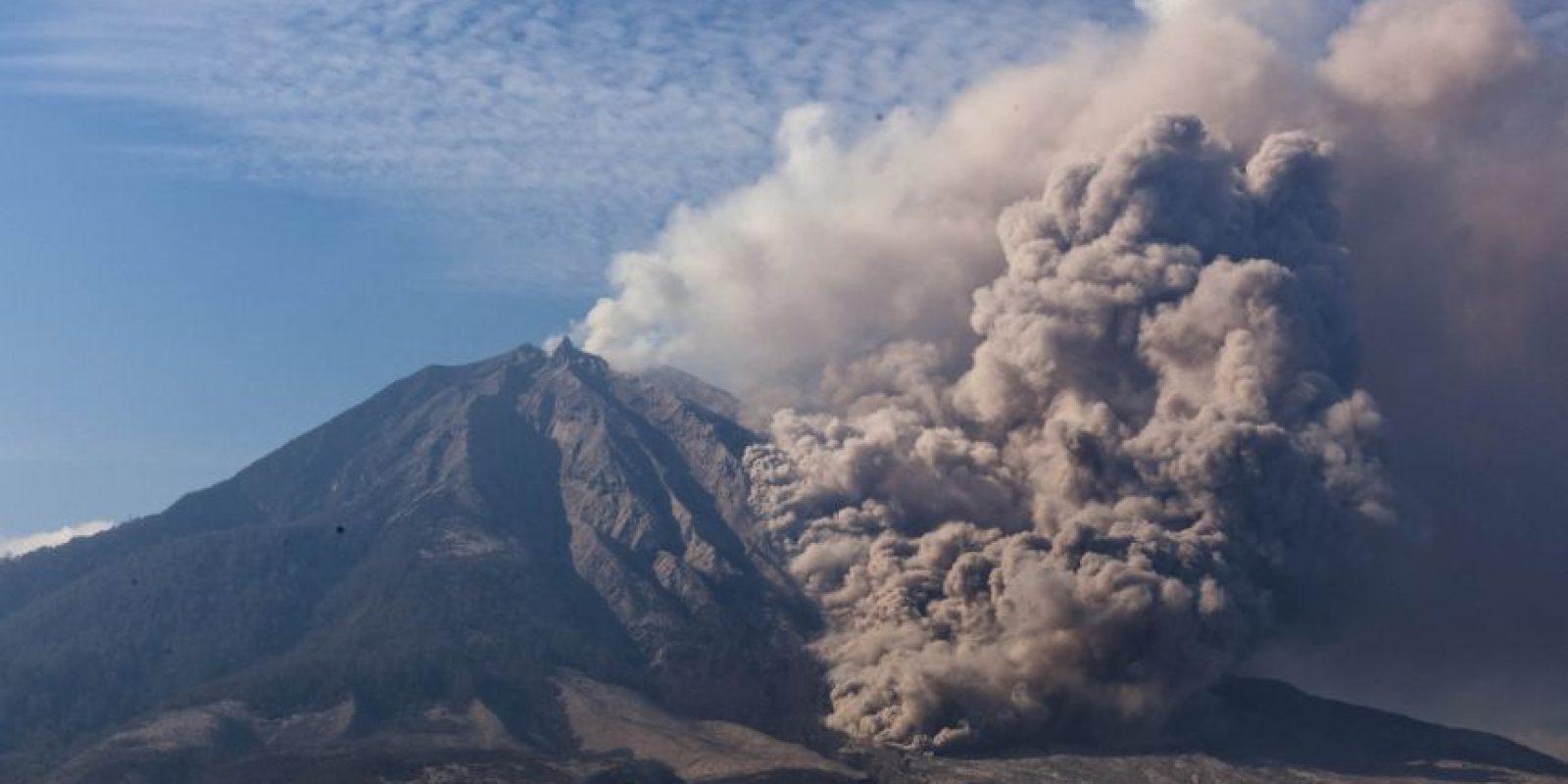Antes de 2010, el volcán permaneció inactivo más de 400 años. Foto:Getty Images