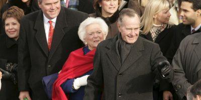 Su padre y su hermano ocuparon el cargo de Presidente de los Estados Unidos, factor que podría pesar en su contra por la controvertida presidencia de George W. Bush. Foto:Getty Images