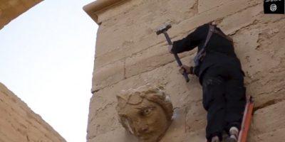 Infografía: La destrucción cultural de ISIS
