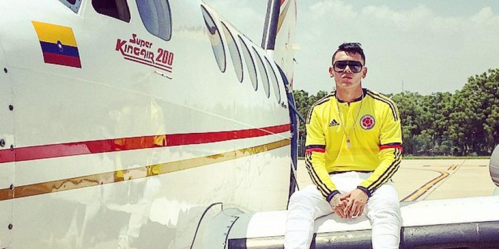 Tras el escándalo, el nombre del colombiano circuló por la prensa de varios países del mundo. Foto:Vía instagram.com/kevinroldankr