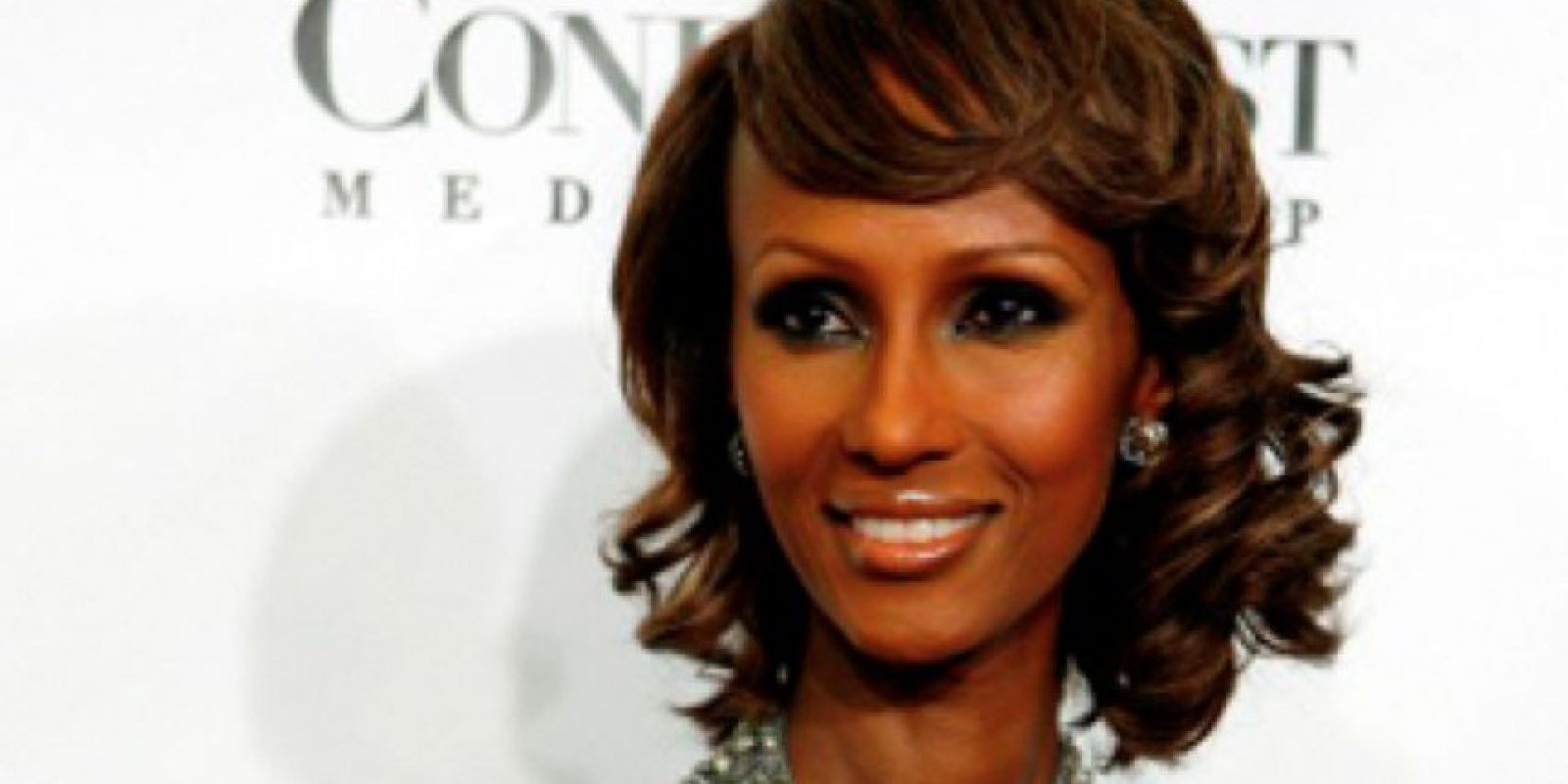 Iman es perfecta. Siempre luce impecable. Foto: vía Getty Images