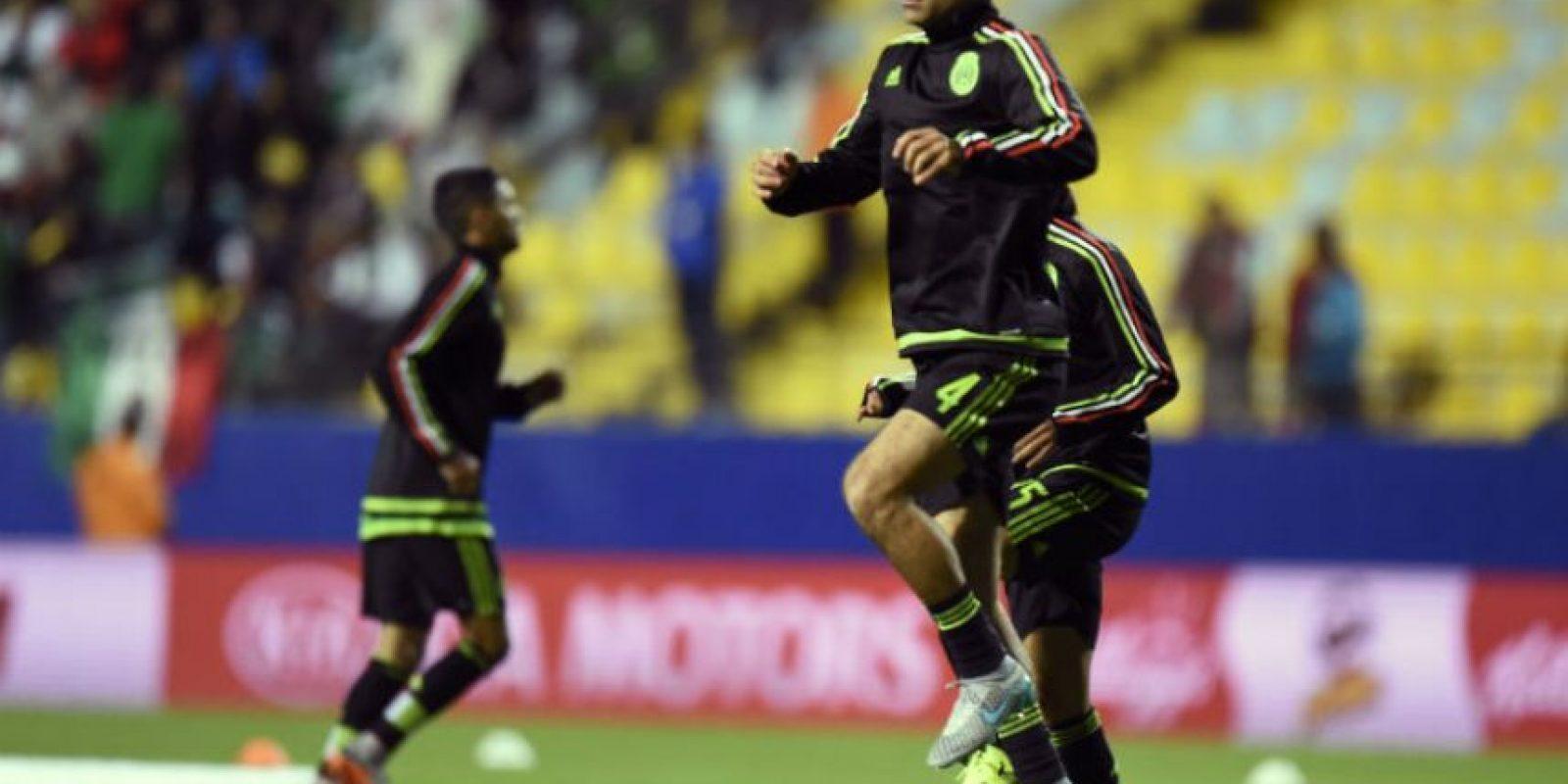 Rafa Márquez – 36 años Foto:Getty Images