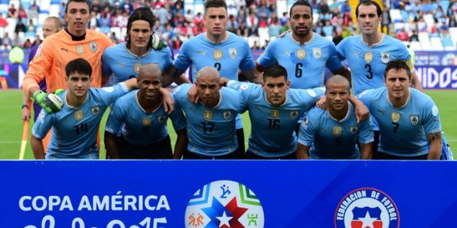 Uruguay Foto:AFP