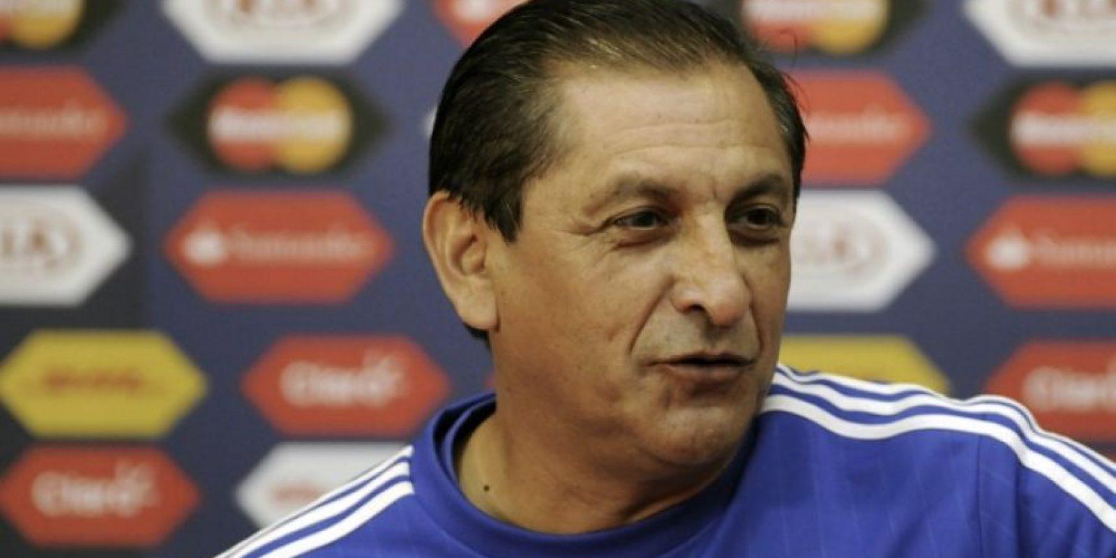 Ramón Díaz es el DT de Paraguay Foto:AFP