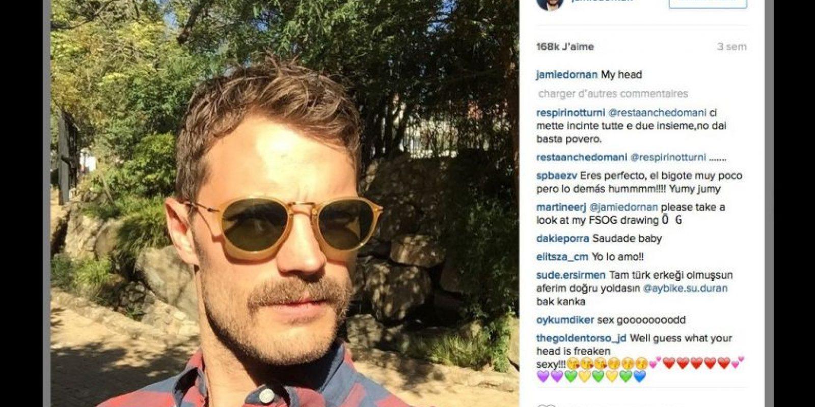Jamie Dornan Foto:Instagram