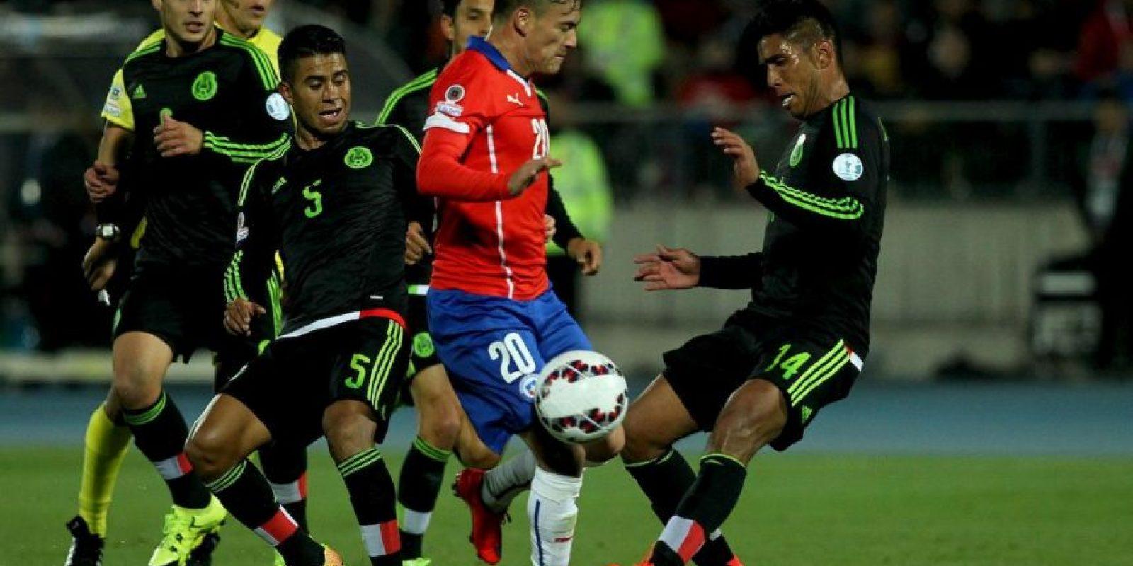 El resultado fue un empate 3-3 que no dejó contenta a ninguna selección. Foto:Vía facebook.com/SeleccionChilena