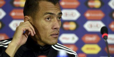 Juan Arango – 35 años. El zurdo mediocampista de la selección de Venezuela Foto:Getty Images