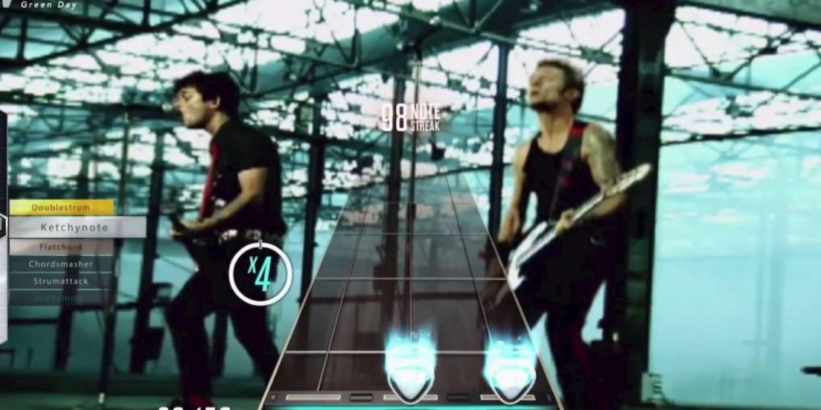 Foto:Guitar Hero Games