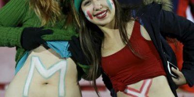 COPA AMÉRICA: Las aficionadas más bellas del partido entre Chile y México