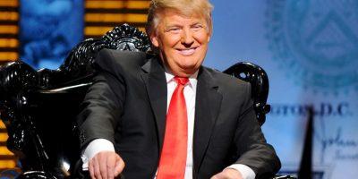"""Se hizo reconocido en televisión con el reality llamado """"The Apprentice"""". Foto:Getty Images"""