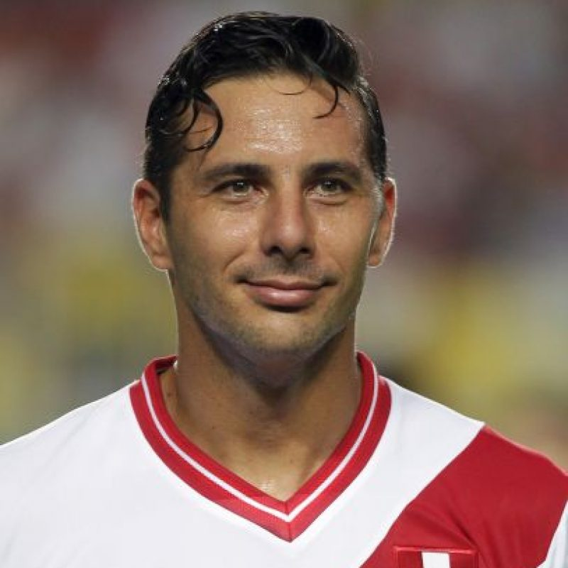 Claudio Pizarro – 36 años Foto: Getty Images