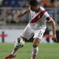 El delantero es una de las máximas estrellas de Perú Foto:Getty Images