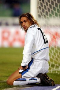 Se retiró de las canchas en 2005. Foto:Getty Images