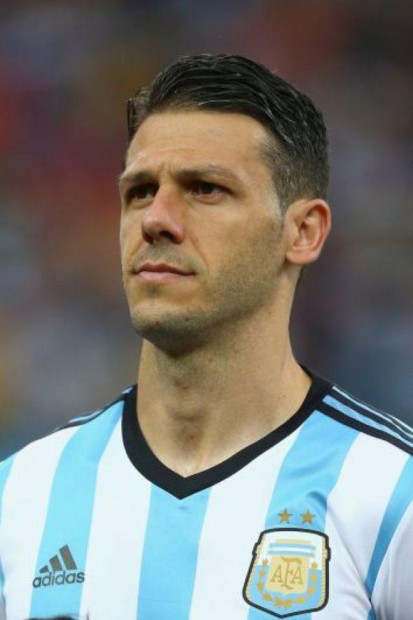 Martín Demichelis – 34 años Foto:Getty Images
