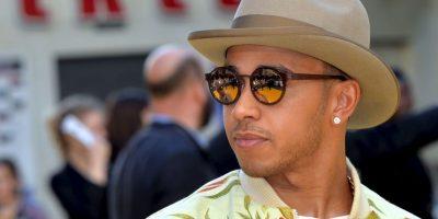 Hamilton no le teme a la extragavancia. Foto:Getty Images