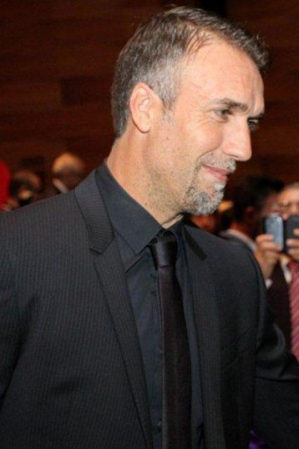 Gabriel Batistuta es un exfutbolista argentino. Foto:Wikimedia