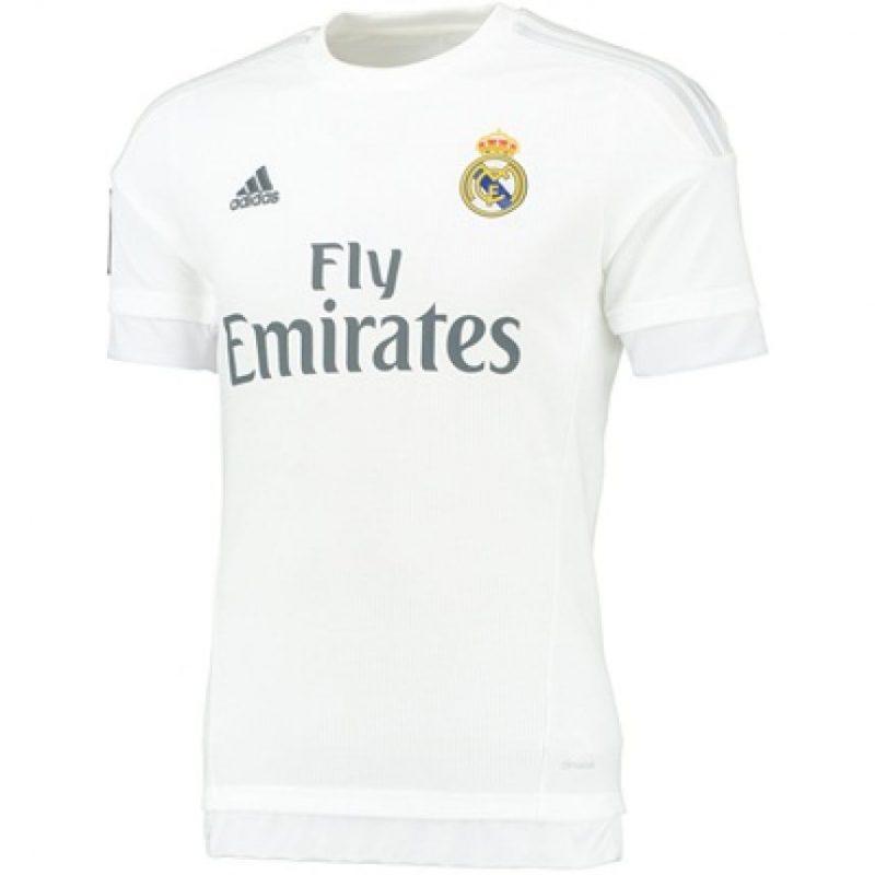 El uniforme ya está a la venta en el sitio web del Real Madrid. Foto:realmadrid.com